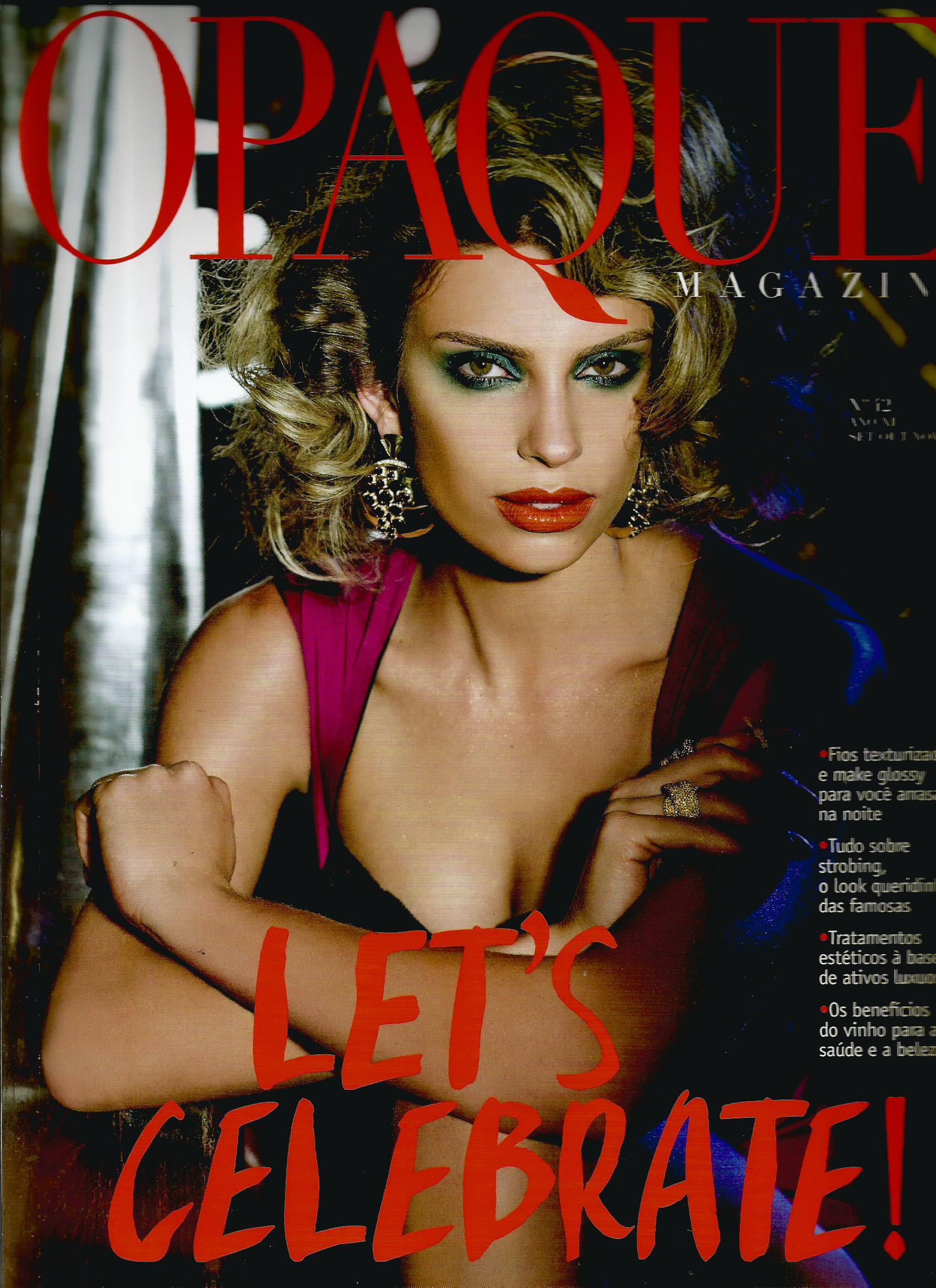 Opaque Magazine – Setembro 2016